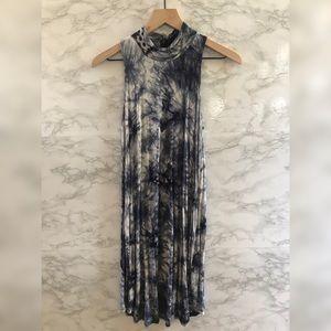 Tie-Dye Swing Dress